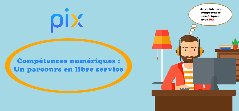Parcours Pix en libre service